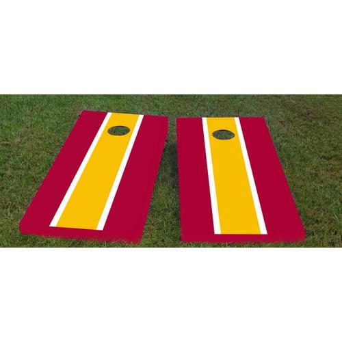 Custom Cornhole Boards Redskins Cornhole Game (Set of 2)