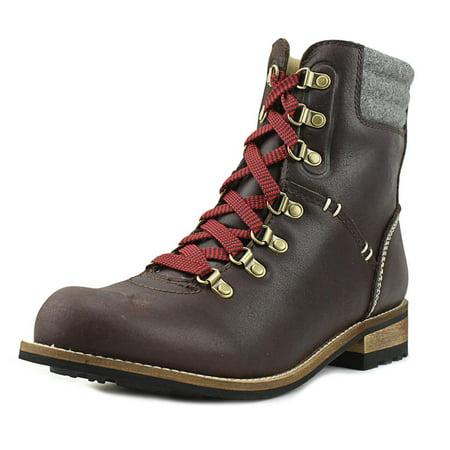 Kodiak Surrey II Women  Round Toe Leather Brown Ankle Boot ()