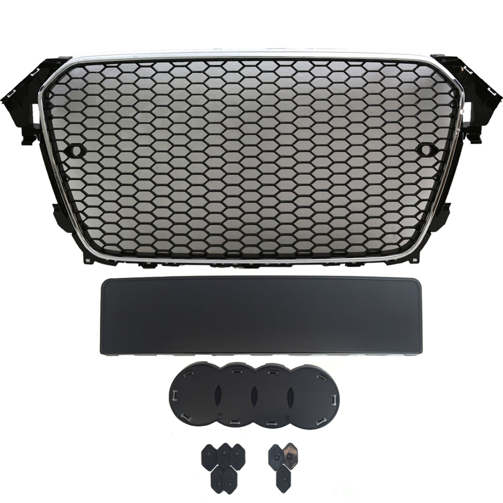 2013-2016 Audi A4/S4 B8.5 Rs4 Style Main Upper Grille
