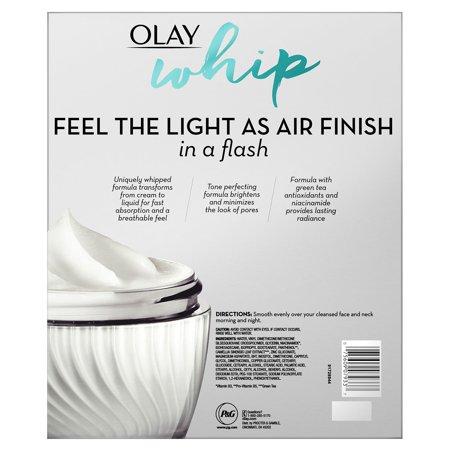 Olay Whip Face Moisturizer ( 1.7 oz., 2 pk.) - image 1 of 7