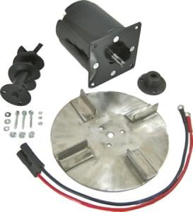 NEW SALT SPREADER MOTOR FITS BUYERS MEYER MEYERS HM02223 0462800108 0202000 430-21001 RAREELECTRICAL