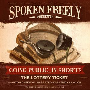The Lottery Ticket - Audiobook (Lottery Ticket Holder)