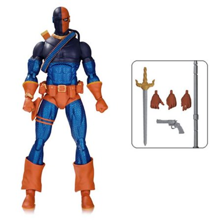 DC Icons Deathstroke The Judas Contract Action - Deathstroke Kids