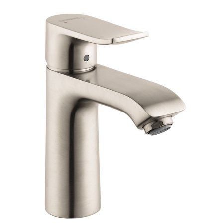 Hansgrohe Metris Lavatory Faucet Brushed Nickel Finish - Walmart.com