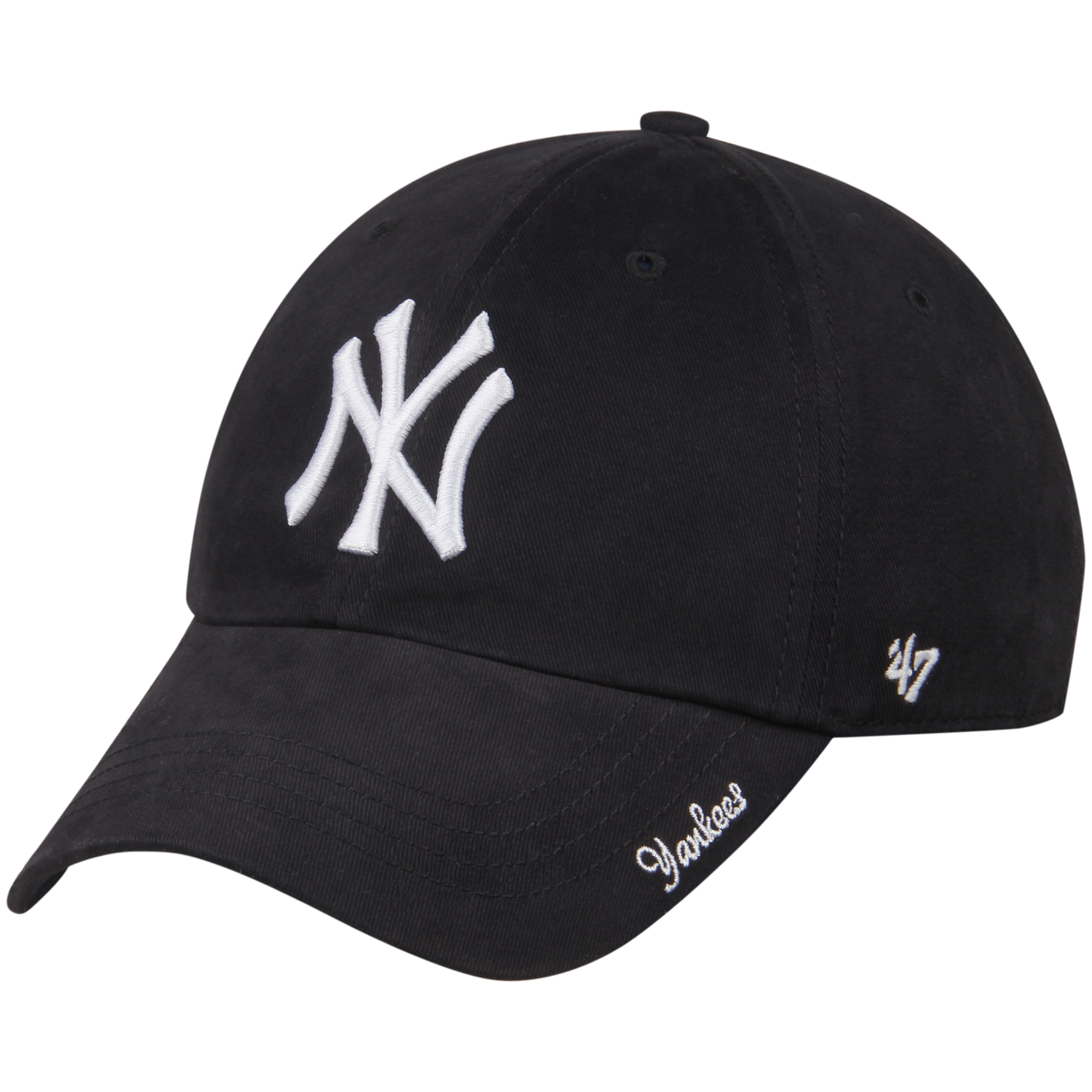 New York Yankees '47 Women's Miata Clean Up Adjustable Hat - Navy - OSFA