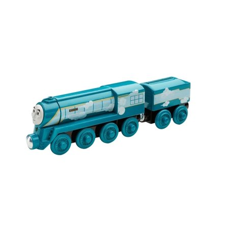 - Roll & Whistle Connor (Wooden Railway) - Train by Thomas & Friends (DFX22)