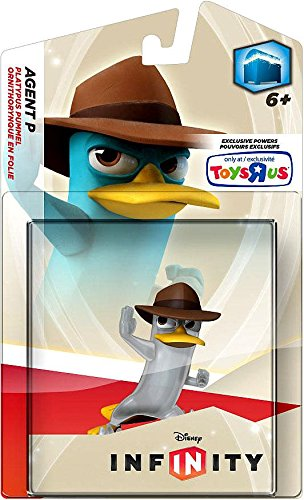 Disney Infinity Agent P Figurine, Clear Toys R Us Exclusive by Disney Interactive