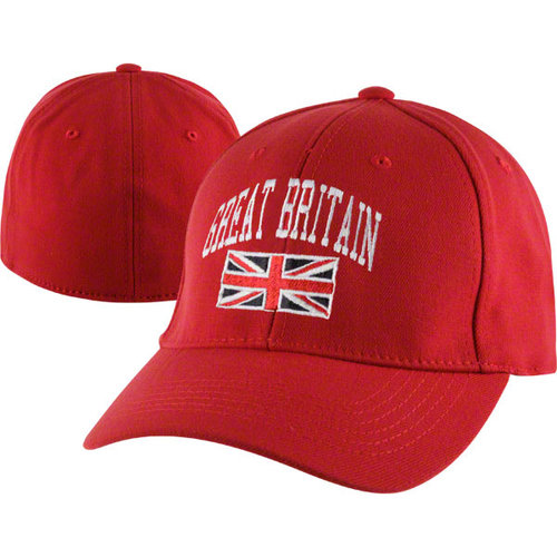 Team Great Britain Blue Stretch Fit Hat