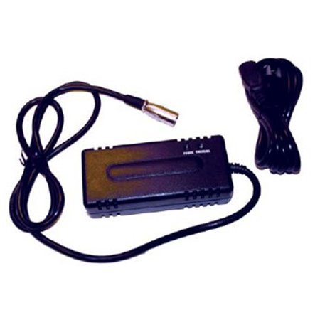 (24 Volt 2 Amp three stage wheelchair battery charger)