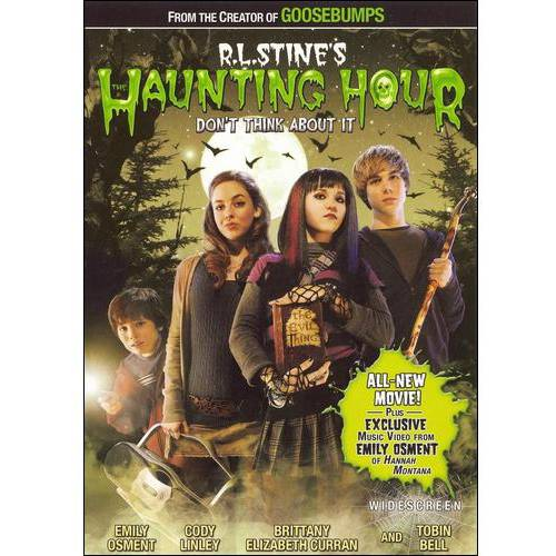 R.L. Stine's The Haunting Hour: Don't Think About It (Widescreen)