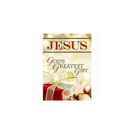 Banner-Christmas-Jesus Gift (2' x 3') (Indoor)