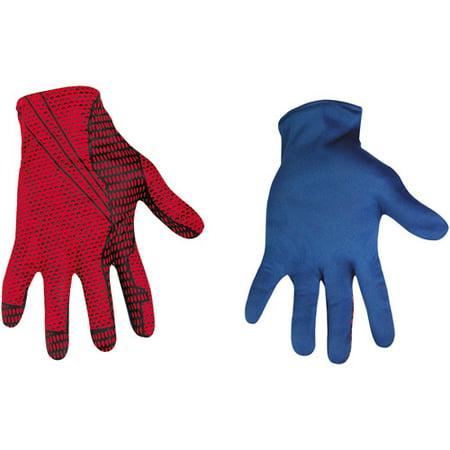 Spider-Man Movie Gloves Adult Halloween Accessory