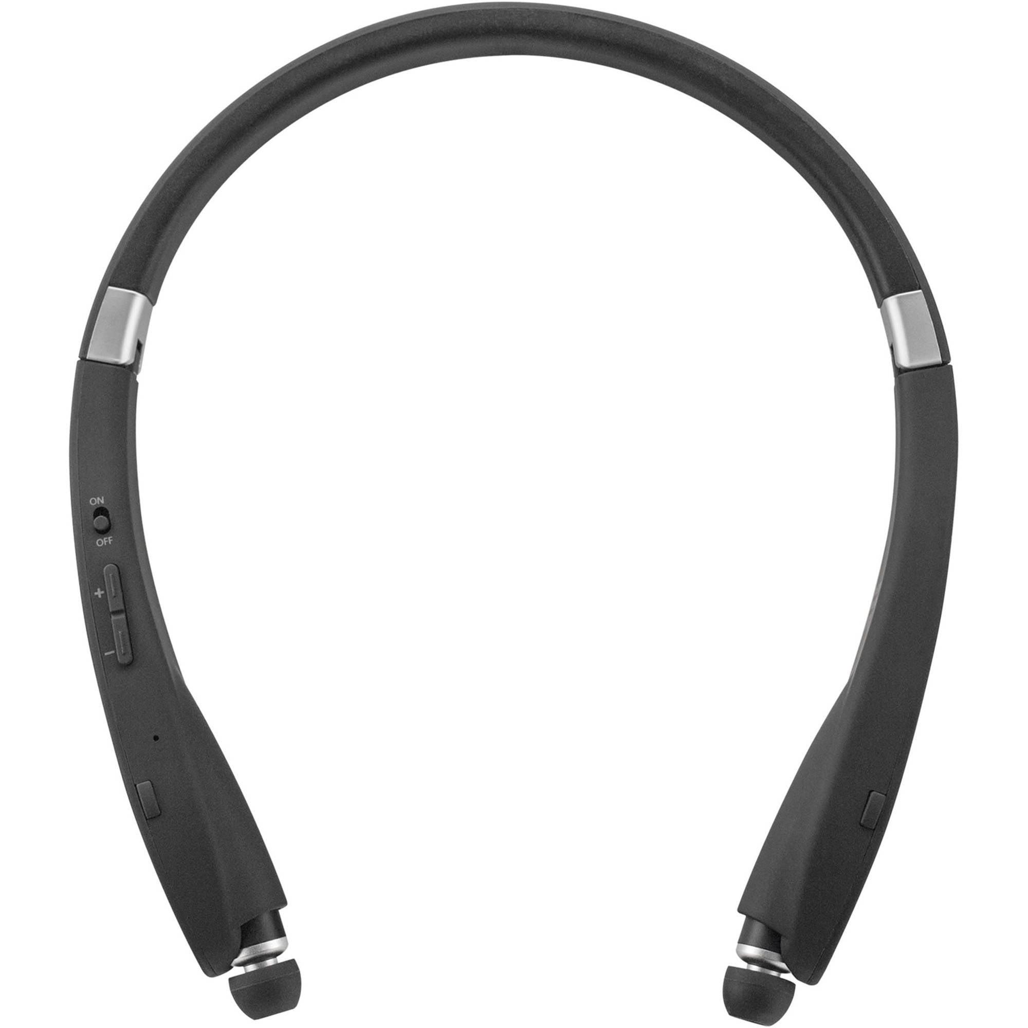 Sentry Bluetooth Pro Series Premium On-the-Neck Headphones