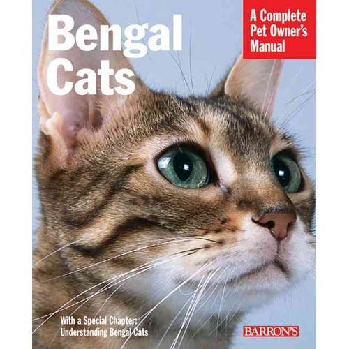 Bengal Cats: Everything About Purchase, Care, Nutrition, Health Care, and Behavior