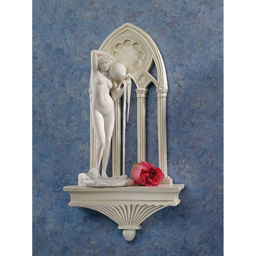 Design Toscano Cathedral Arch Sculptural Wall D cor