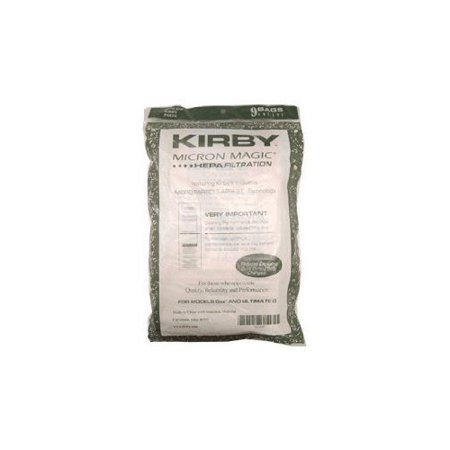 Ultimate G G6 Kirby Vacuum Cleaner Replacement Bags 9