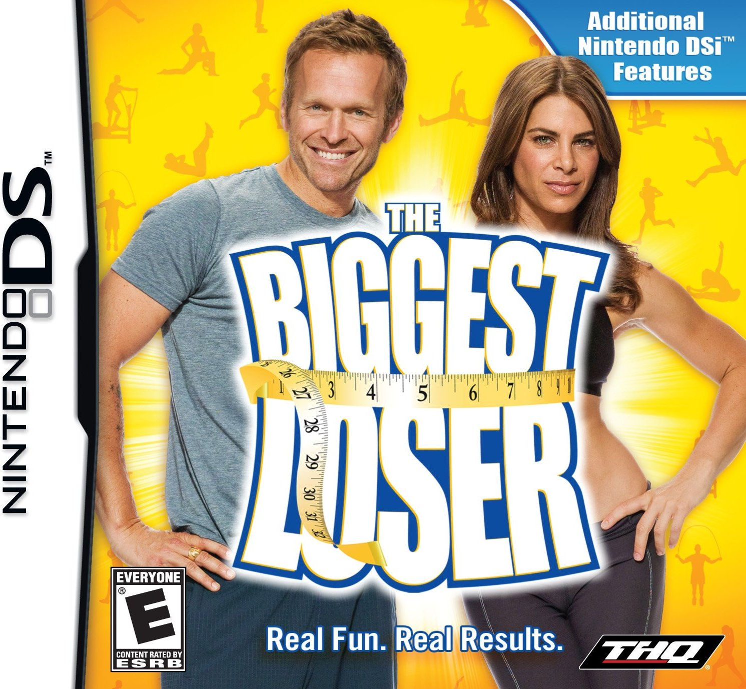 Biggest Loser (DS) (Sports Game) by