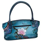 "Women's ANNA by Anuschka Tote Bag 7015  9"" x 16"" x 3"""