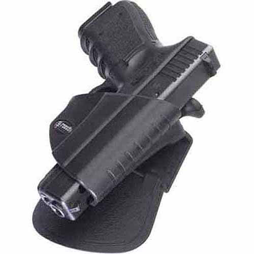 Fobus Roto Level II Thumb Lever Right-Handed Holster for Glock 17, 19, 22, 23, 31, 32, 34, 35