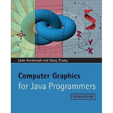 Computer Graphics for Java Programmers