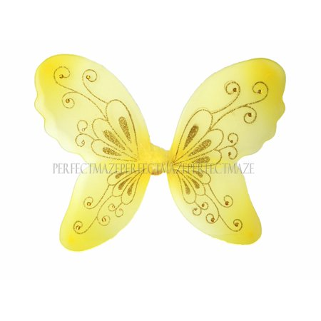 Sparkle Pixie Wings - Perfectmaze 5 Sparkling Fairy Butterfly 21