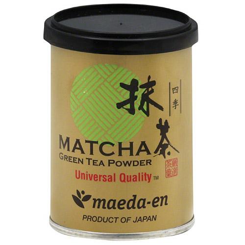 Maeda-en Matcha Green Tea Powder, 1 oz, (Pack of 12)