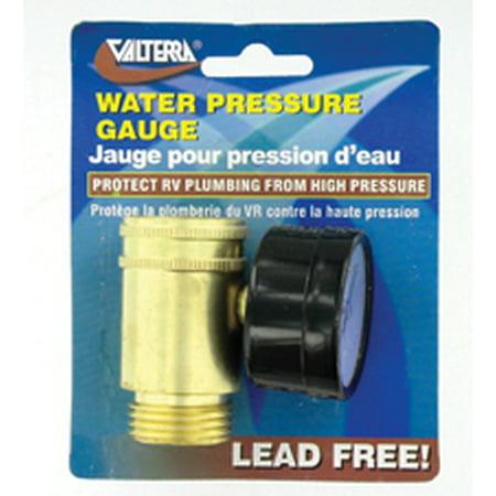 VALTERRA LLC A010110VP Gauge Water Pressure - image 1 of 2