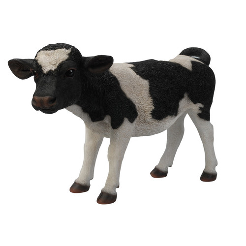 STANDING COW STATUE
