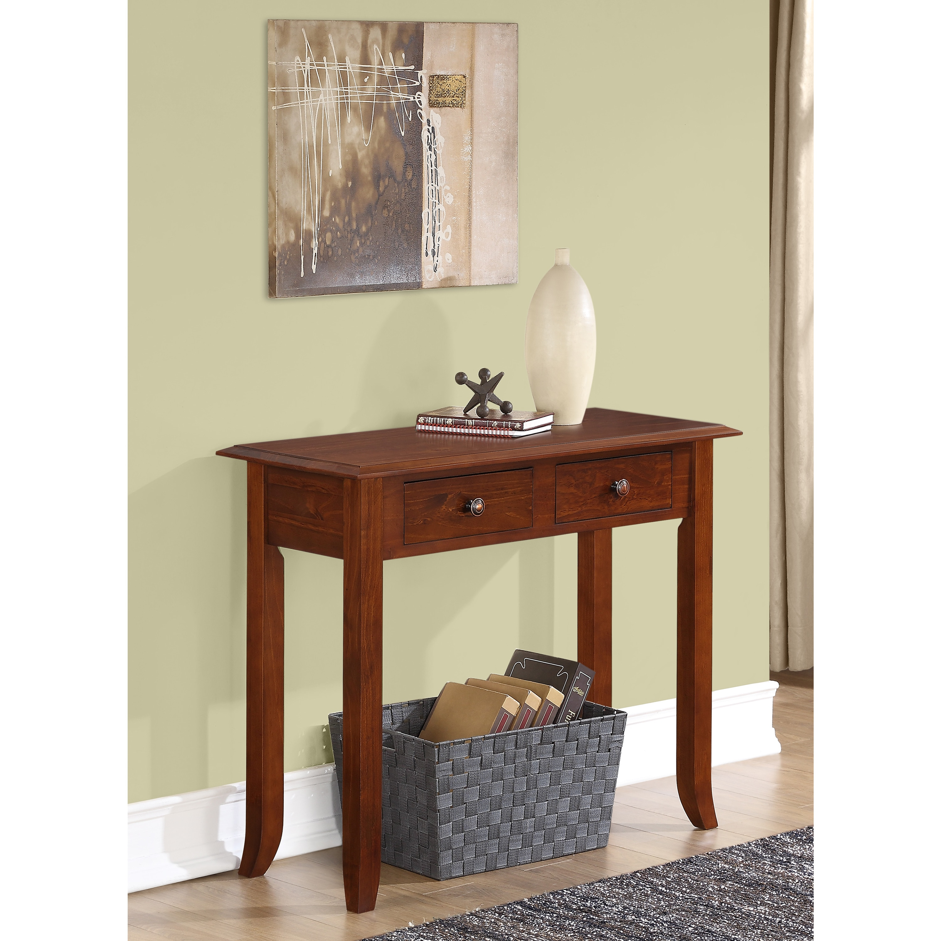 WyndenHall  Collins Console Sofa Table