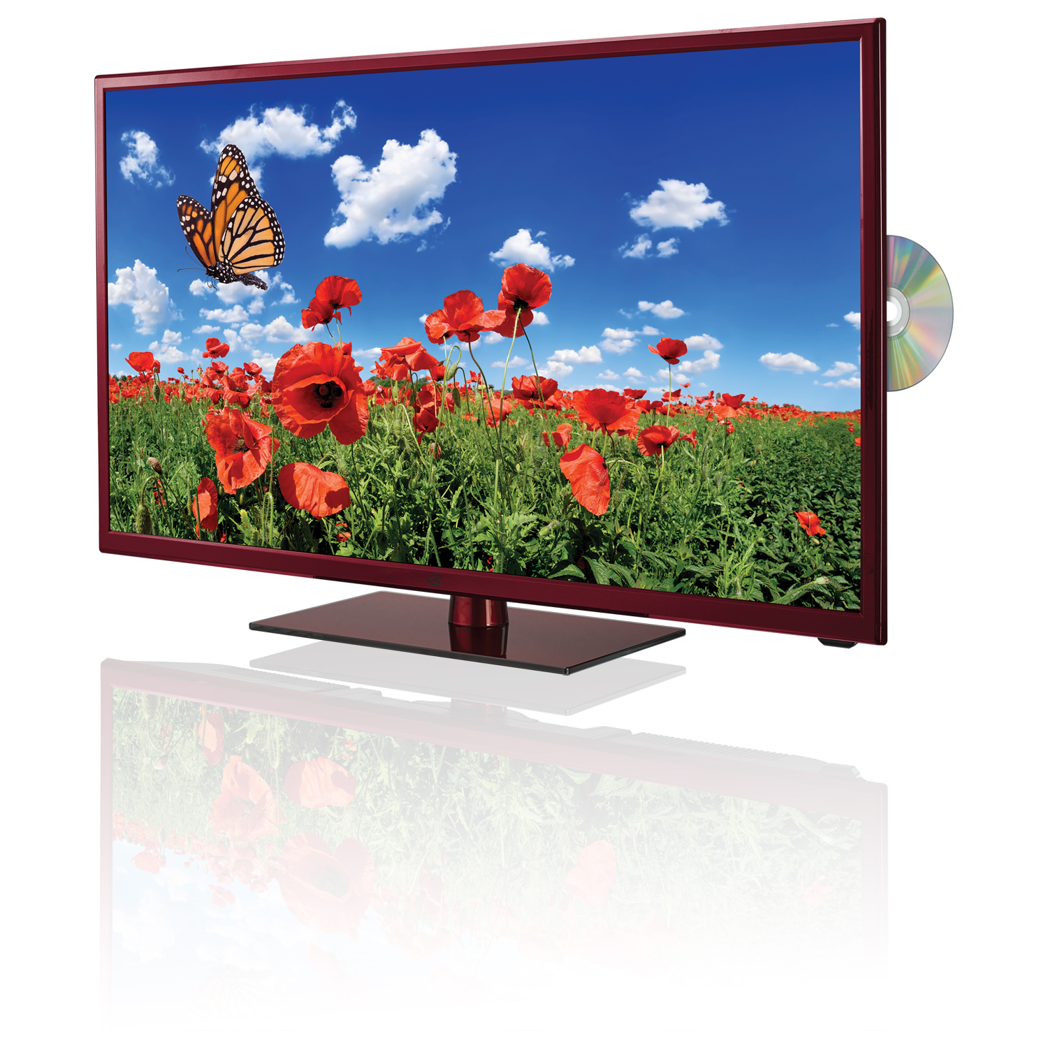 "GPX 32"" Class Full HD, DLED TV with DVD Player 1080p, 60Hz (TDE3274RP) by GPX"