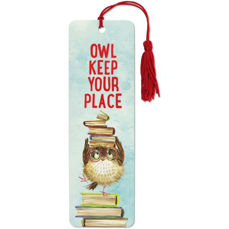 Owl Keep Your Place Children's Bookmark (Other)](Children's Bookmarks)