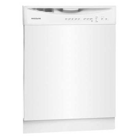 FFBD2411NW Tall Tub Built-In White Dishwasher