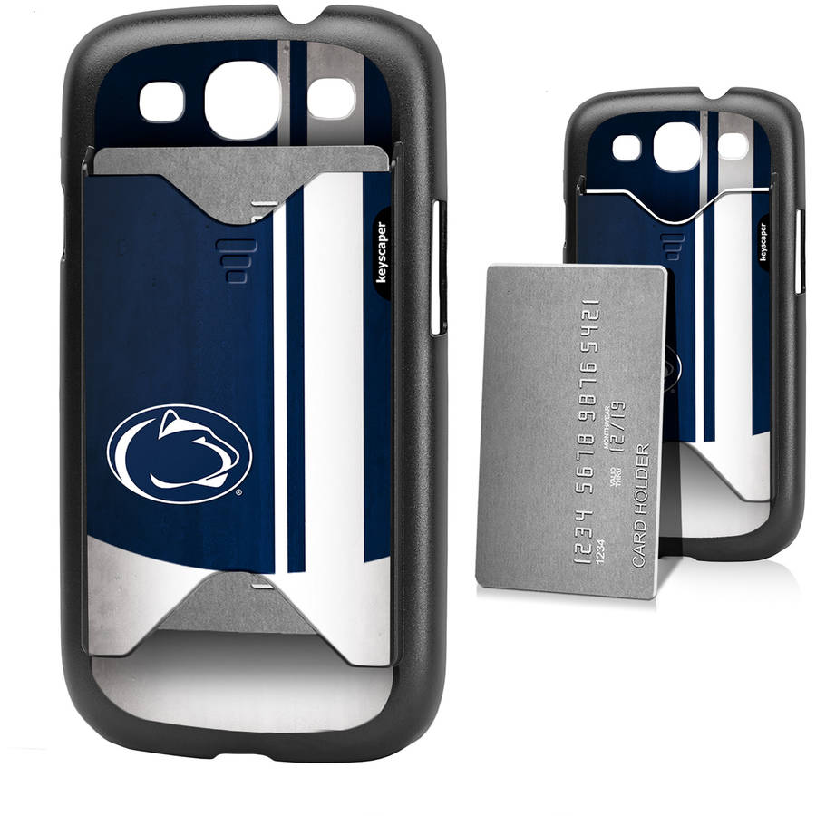 Penn State Nittany Lions Galaxy S3 Credit Card Case