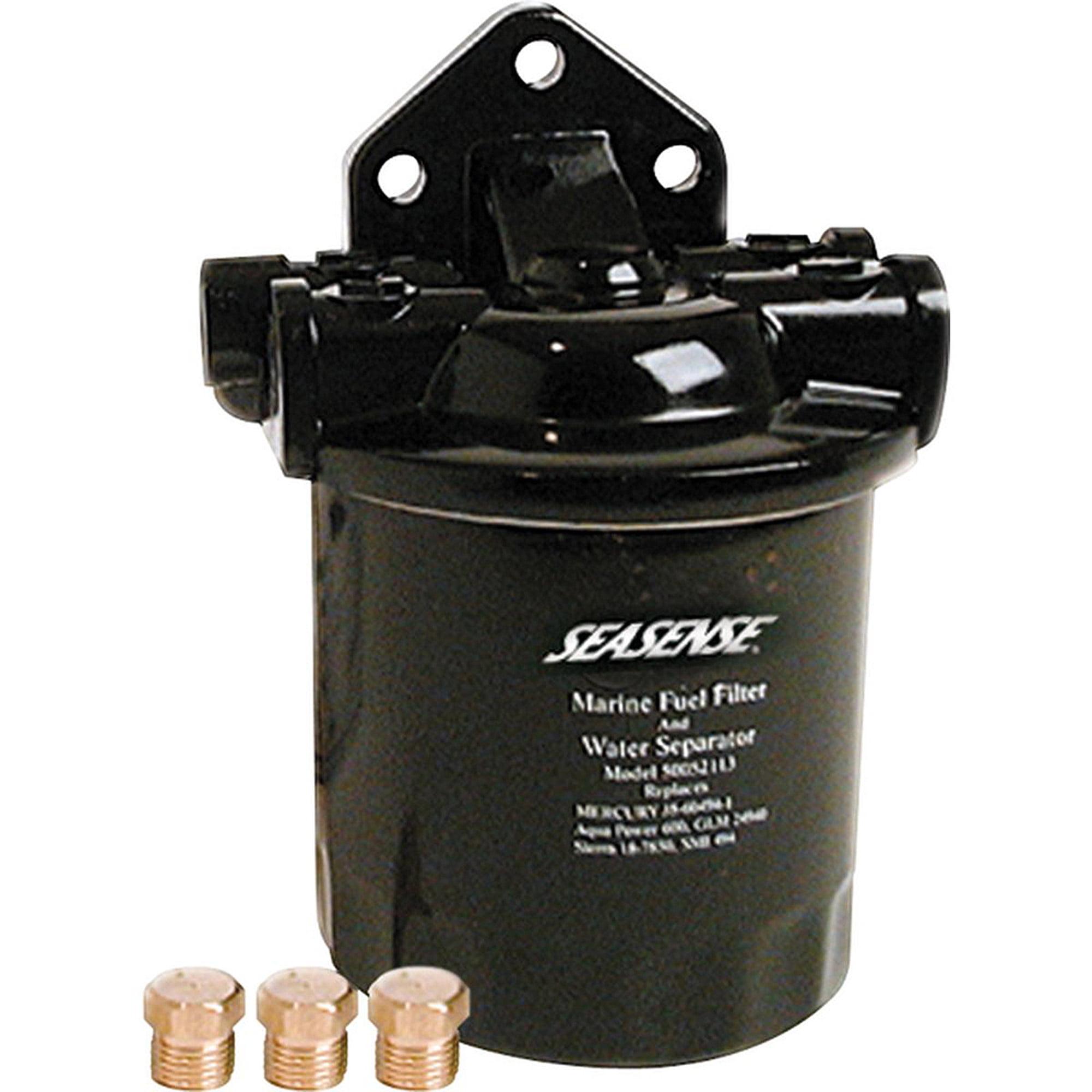 Fuel Water Separator Filter >> Seasense Fuel Filter Water Separator Kit Walmart Com
