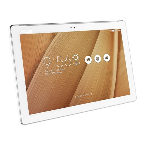 "Asus Zenpad 10 Z300c-a1-mt 16 Gb Tablet - 10"" - In-plane Switching [ips] Technology - Wireless Lan - Intel Atom X3 Quad-core [4 Core] 1.20 Ghz - Metallic - 2 Gb Ddr3 Sdram Ram - (90np0232-m02210)"