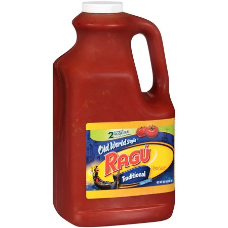 Ragú Old World Style Traditional Pasta Sauce 8.5 lbs.
