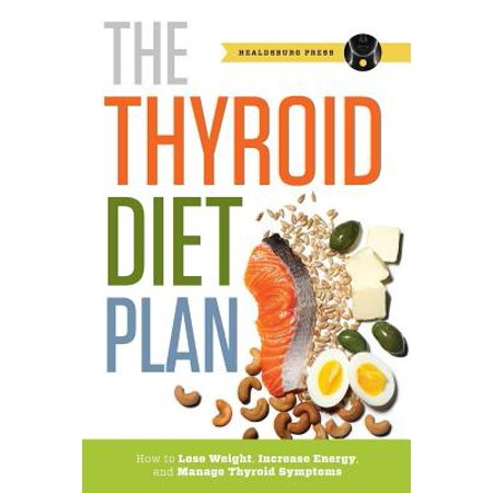 Thyroid Diet Plan : How to Lose Weight, Increase Energy, and Manage Thyroid