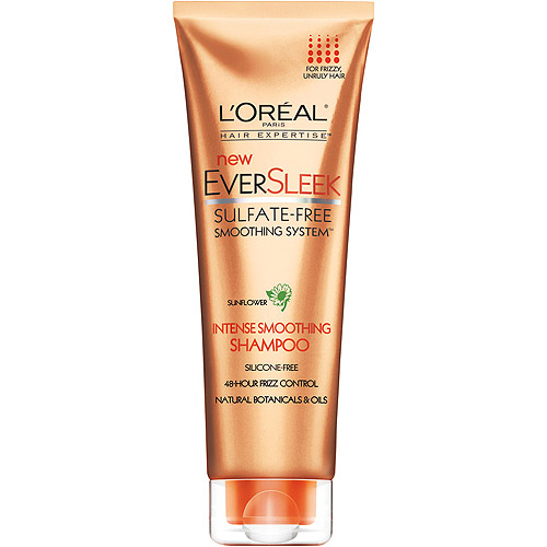 L'Oreal Paris Sleek Intense Smoothing Shampoo