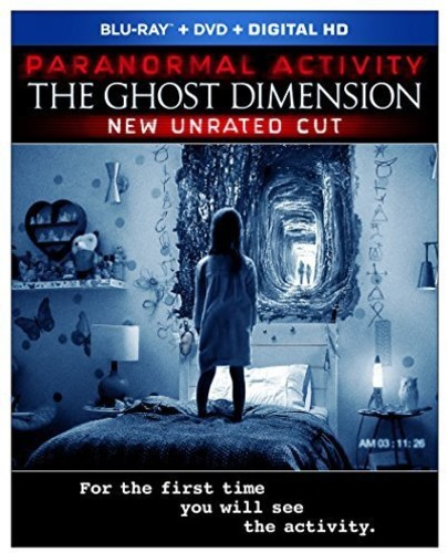 Paranormal Activity: The Ghost Dimension (Blu-ray)