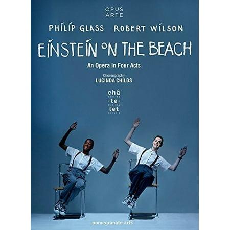 Glass & Wilson: Einstein on the Beach (DVD)](Documentary On Halloween)