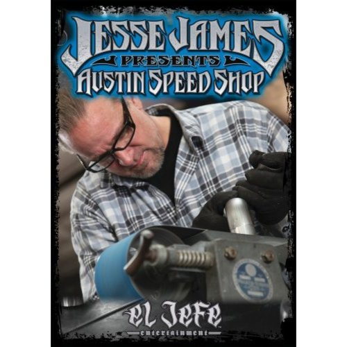 Jesse James: Austin Speed Shop