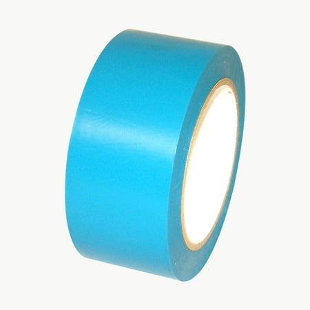 JVCC V-36P Premium Colored Vinyl Tape: 2 in. x 36 yds. (Sky Blue)