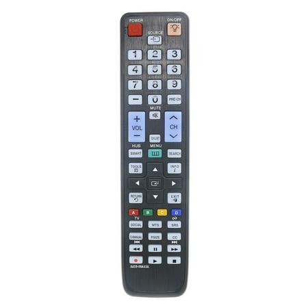Replacement TV Remote Control for Samsung LN37C539F1HXZA Television - image 2 de 2