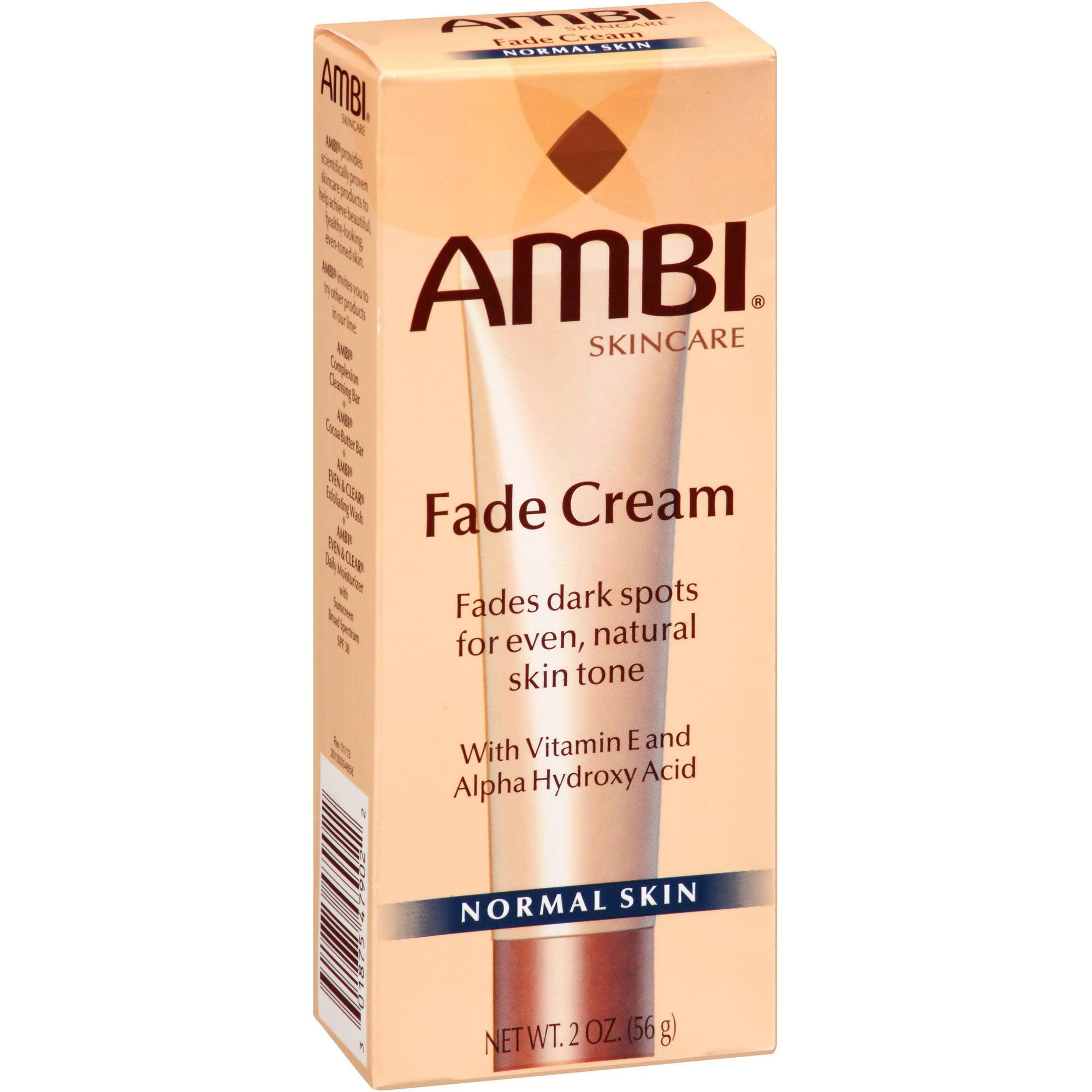 AMBI Normal Skin Fade Cream, 2 oz