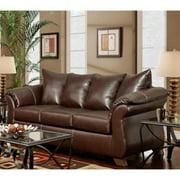Steve Silver Silverado Leather Sofa