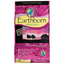 Dog Food: Earthborn Holistic Meadow Feast