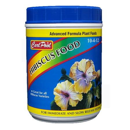 Carl Pool Hibiscus Food 4 lb