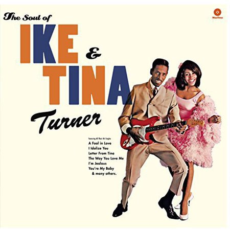 Soul of Ike & Tina Turner (Vinyl) - Tina Turner Dress Up