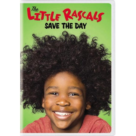 The Little Rascals Save the Day (DVD) (Saves The Day As Your Ghost Takes Flight)
