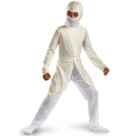 Child G.I. Joe Storm Shadow Costume Disguise 50558L_4-6